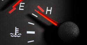 Porsche Fuel Pump Leak Sign