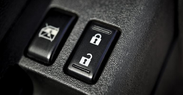 BMW Door Lock