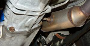 BMW Catalytic Converter